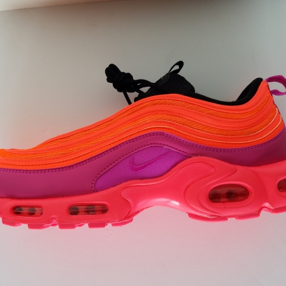 official photos 57244 1441d NEW Nike Air Max Plus 97 Racer Pink Orig Box 11.5
